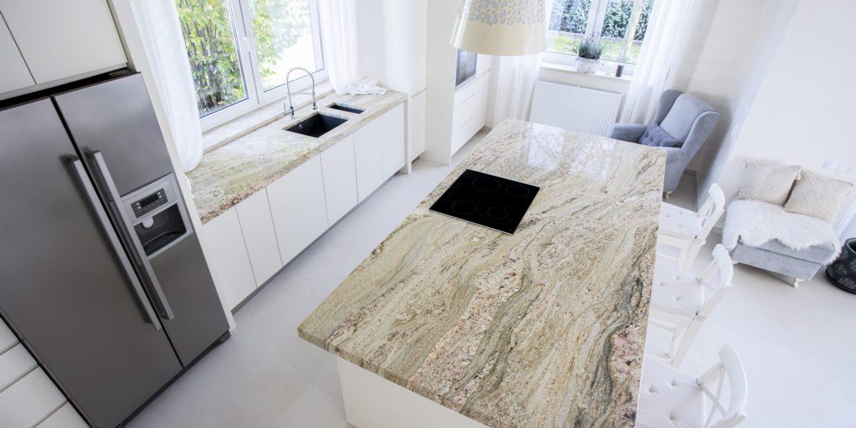 Bordplade I Sten Til Dit Køkken Eller Badeværelse