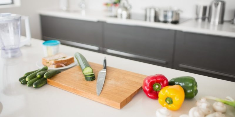 Til hjælp i planlægning af køkkenøen – op til to gange mere plads!