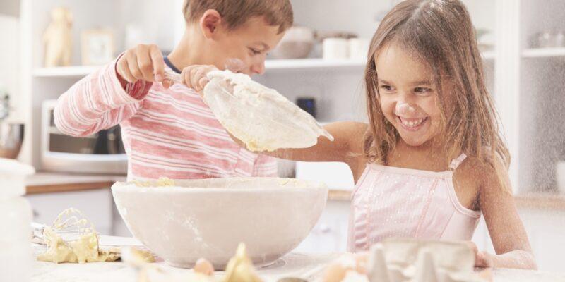 Planlægning af et børnevenligt køkken