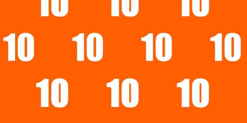 Granitops bordplader fylder 10!